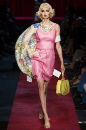 Lindsey Wixon - Moschino Show at Milan Fashion Week, September 2016