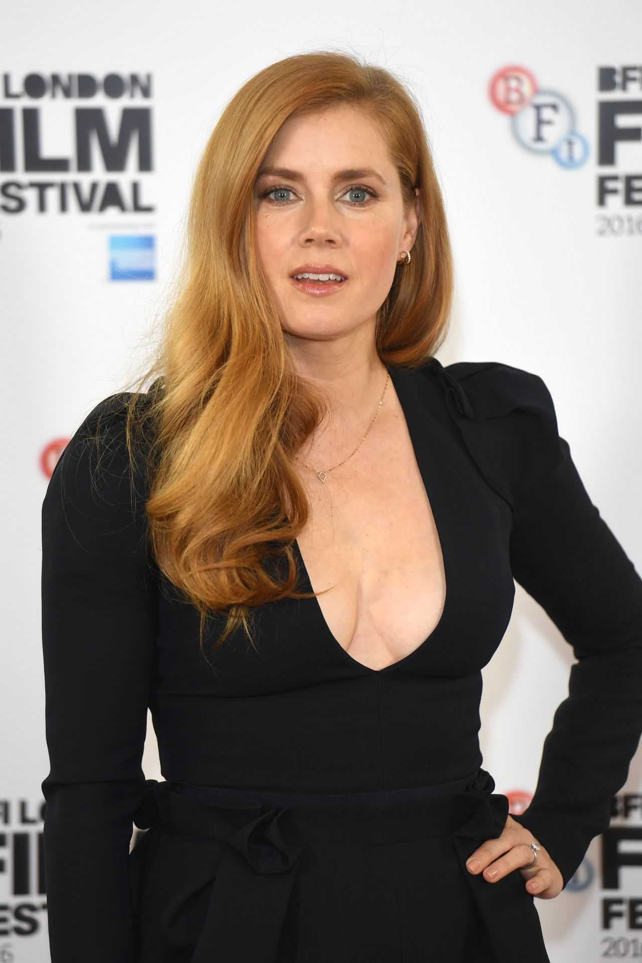Amy Adams 60th London Film Festival Arrival Photocall 10