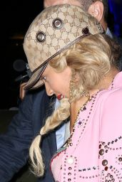 Beyonce Knowles Night Out Style - Out in New York City 10/5/2016