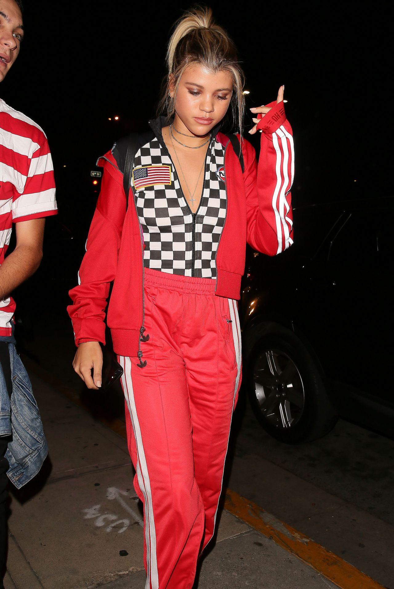 Sofia Richie – Treats Magazine Halloween Party in Los Angeles 10 ...