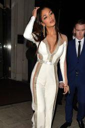 Nicole Scherzinger Style - Leaving Fountain Studios in London 11/6/ 2016