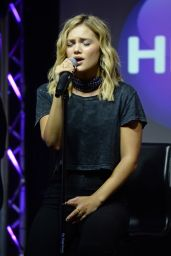 Olivia Holt Performs at Radio Station Hits 97.3 in Hollywood 11/13/2016