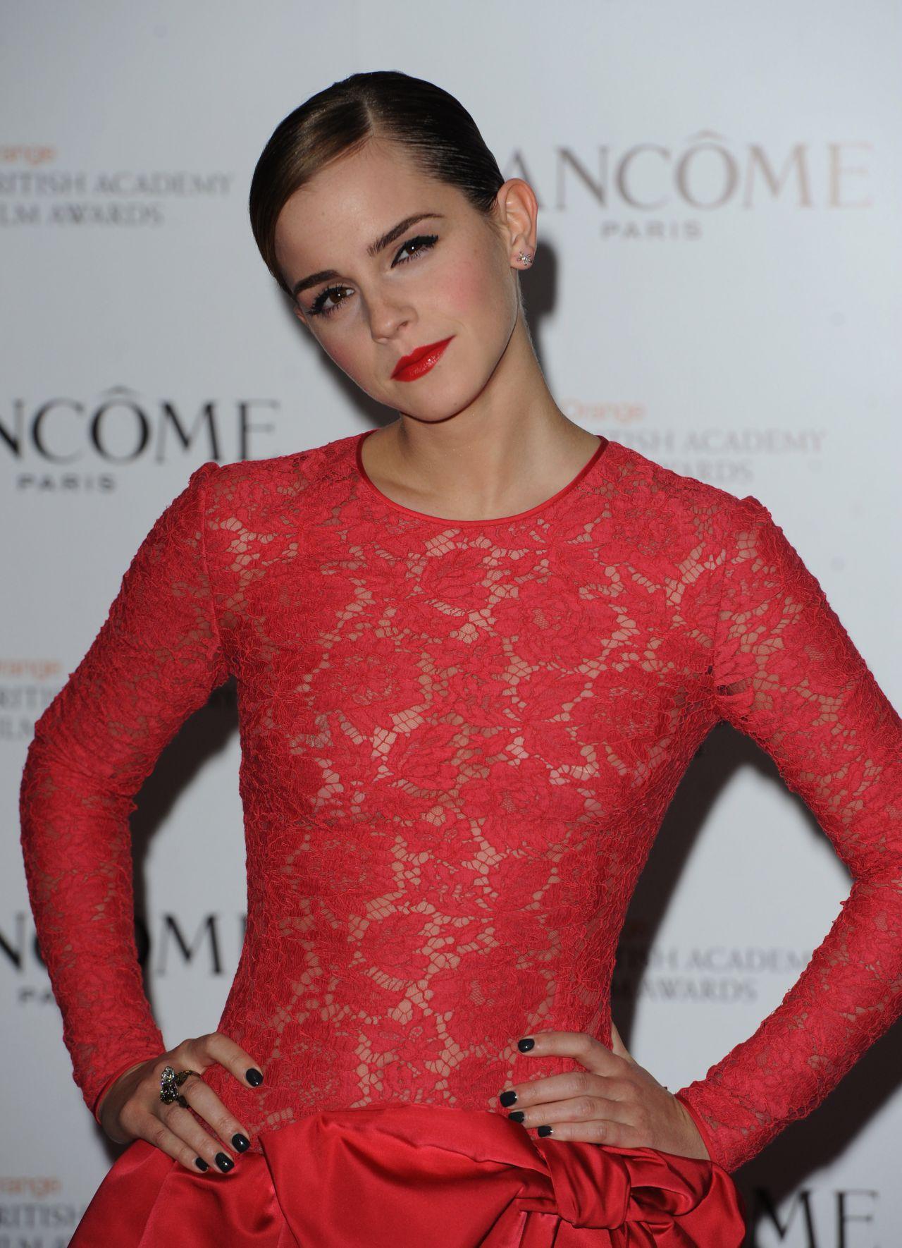 Emma Watson Pre Bafta Party In London October 2016