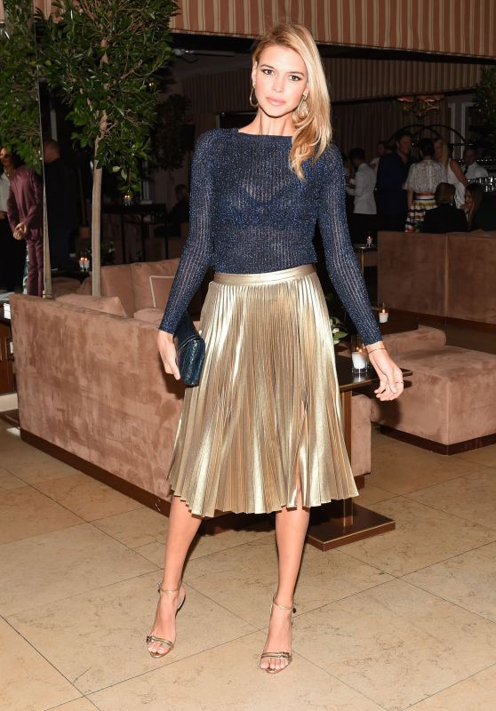 Kelly Rohrbach – Harper's Bazaar 150 Most Fashionable Woman Cocktail Party in LA 1/27/ 2017