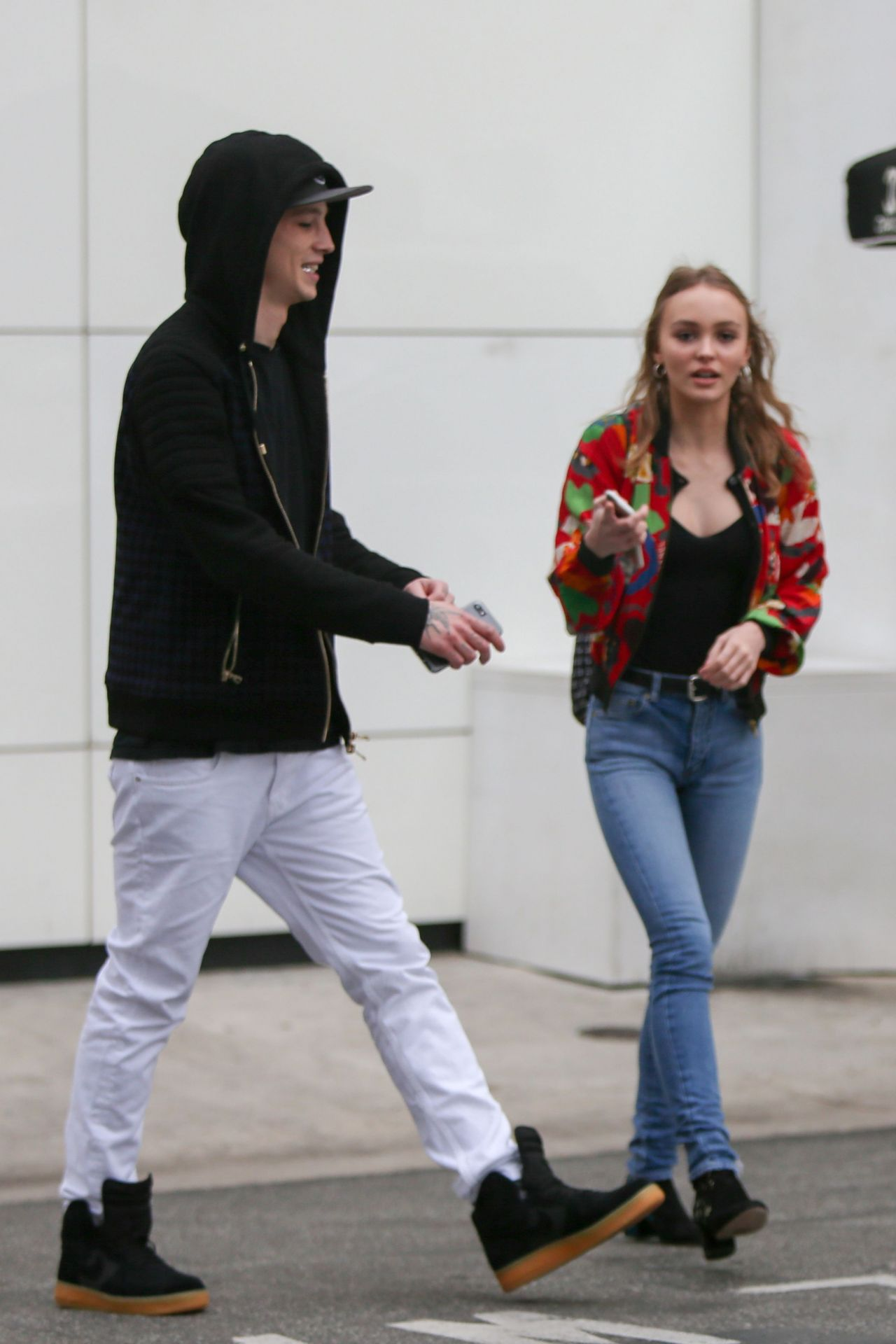 Image result for ash stymest lily rose depp