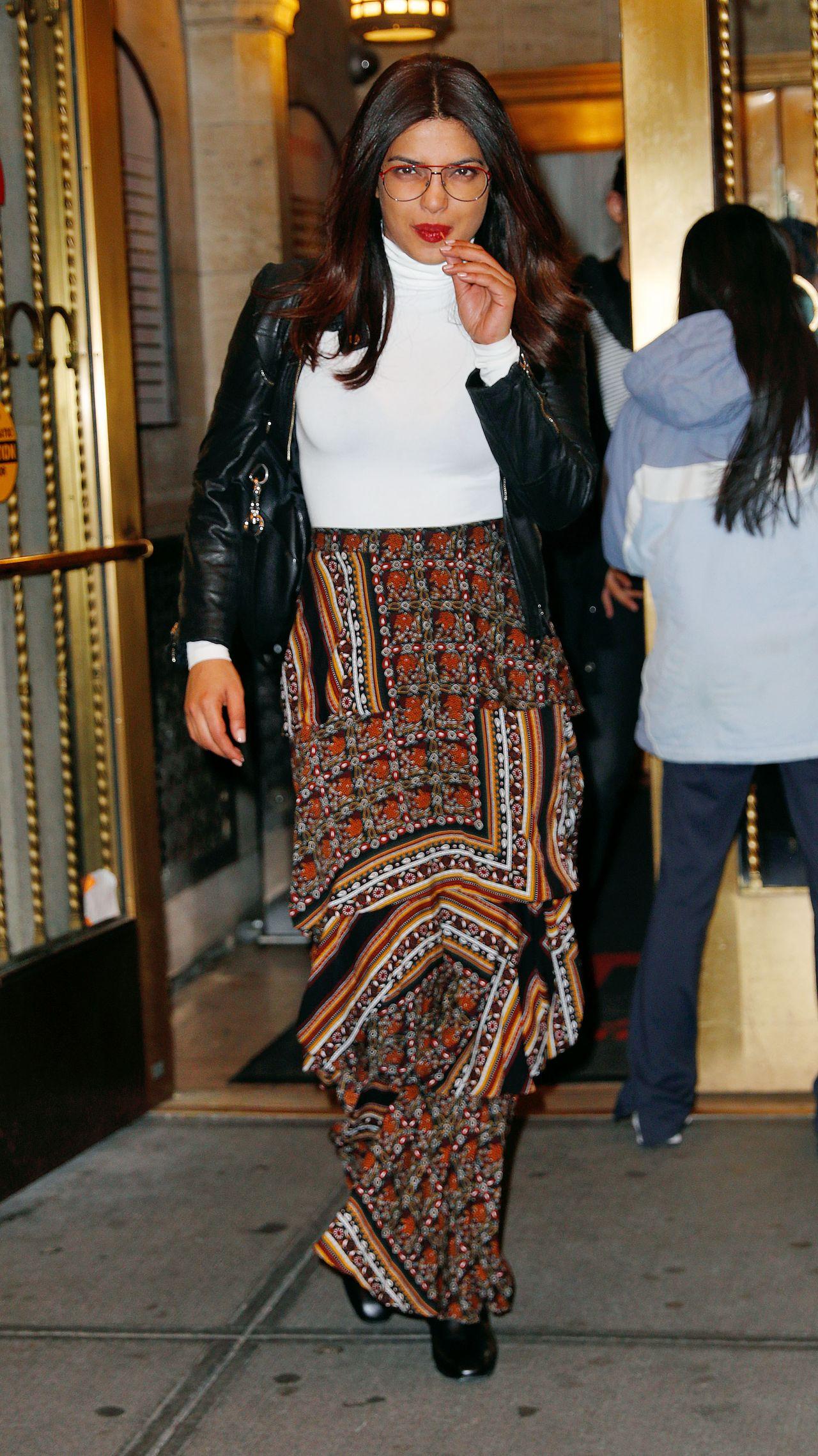 Priyanka Chopra Style Sighting In NYC 126 2017