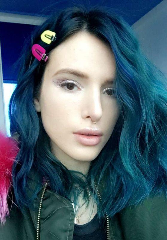 Bella Thorne - Social Media Pics 2/1/ 2017