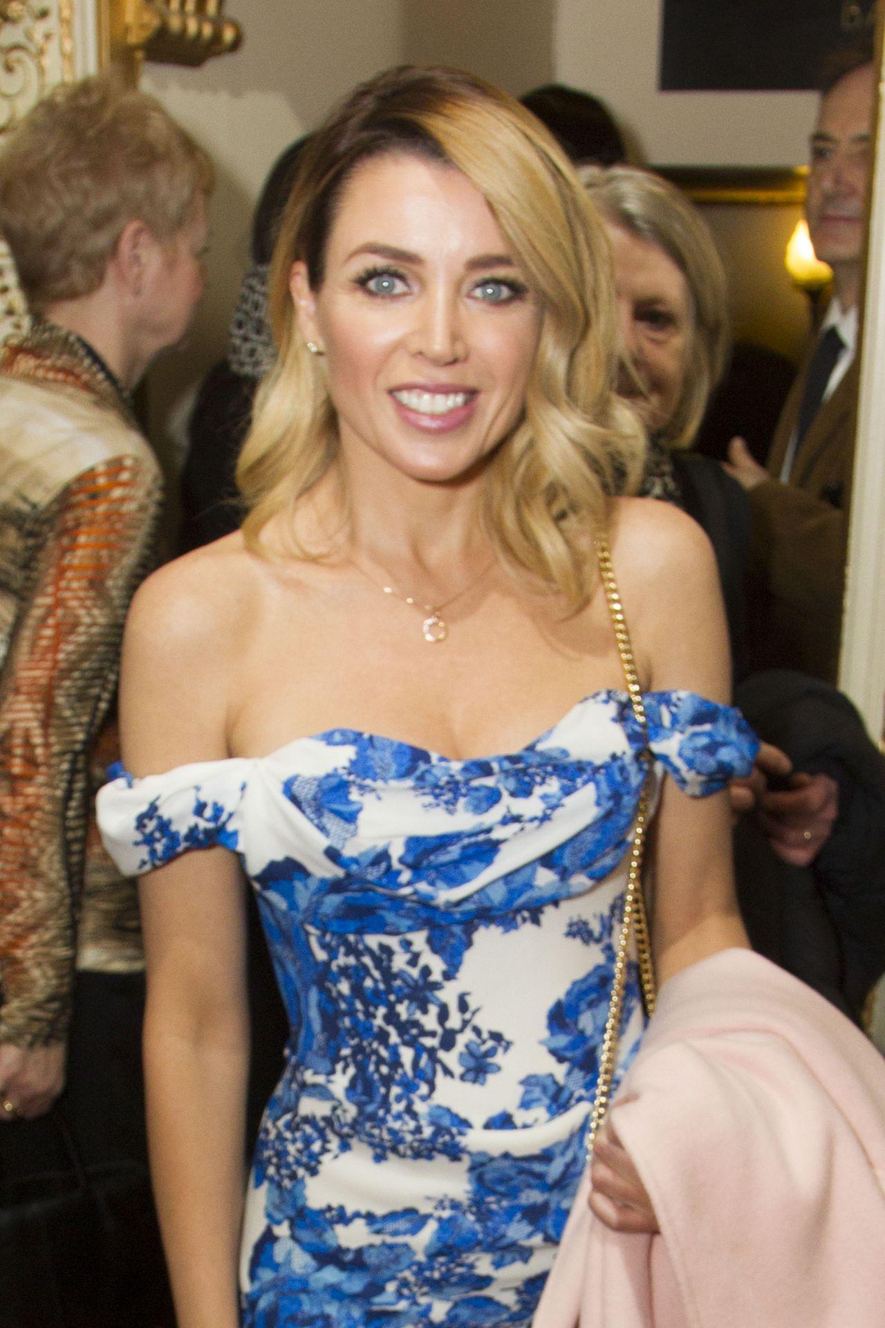 Dannii Minogue The Girls Musical Musical Press Night