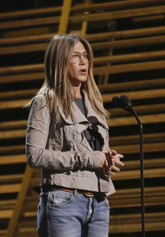 Jennifer Aniston - Rehearsals for the 89th Annual Academy Awards in Hollywood 2/25/ 2017