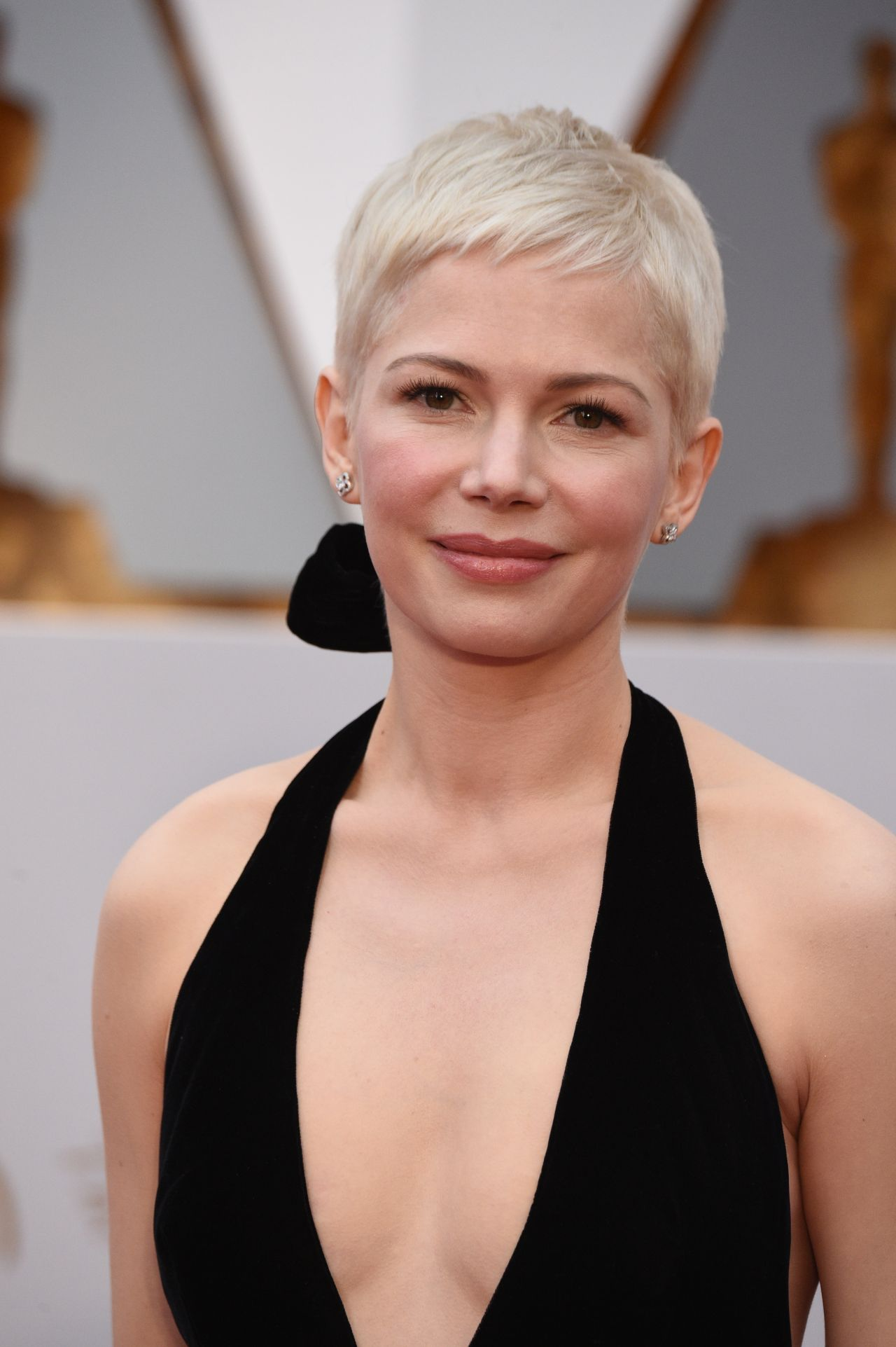 Michelle Williams Oscars 2017 Red Carpet In Hollywood