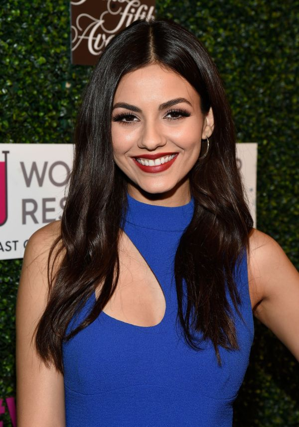 Victoria Justice – Women's Cancer Research Fund Hosts 'An ...