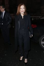 Isabelle Hupper at the L'Oreal Dinner at Le Grand Colbert in Paris 3/5/ 2017