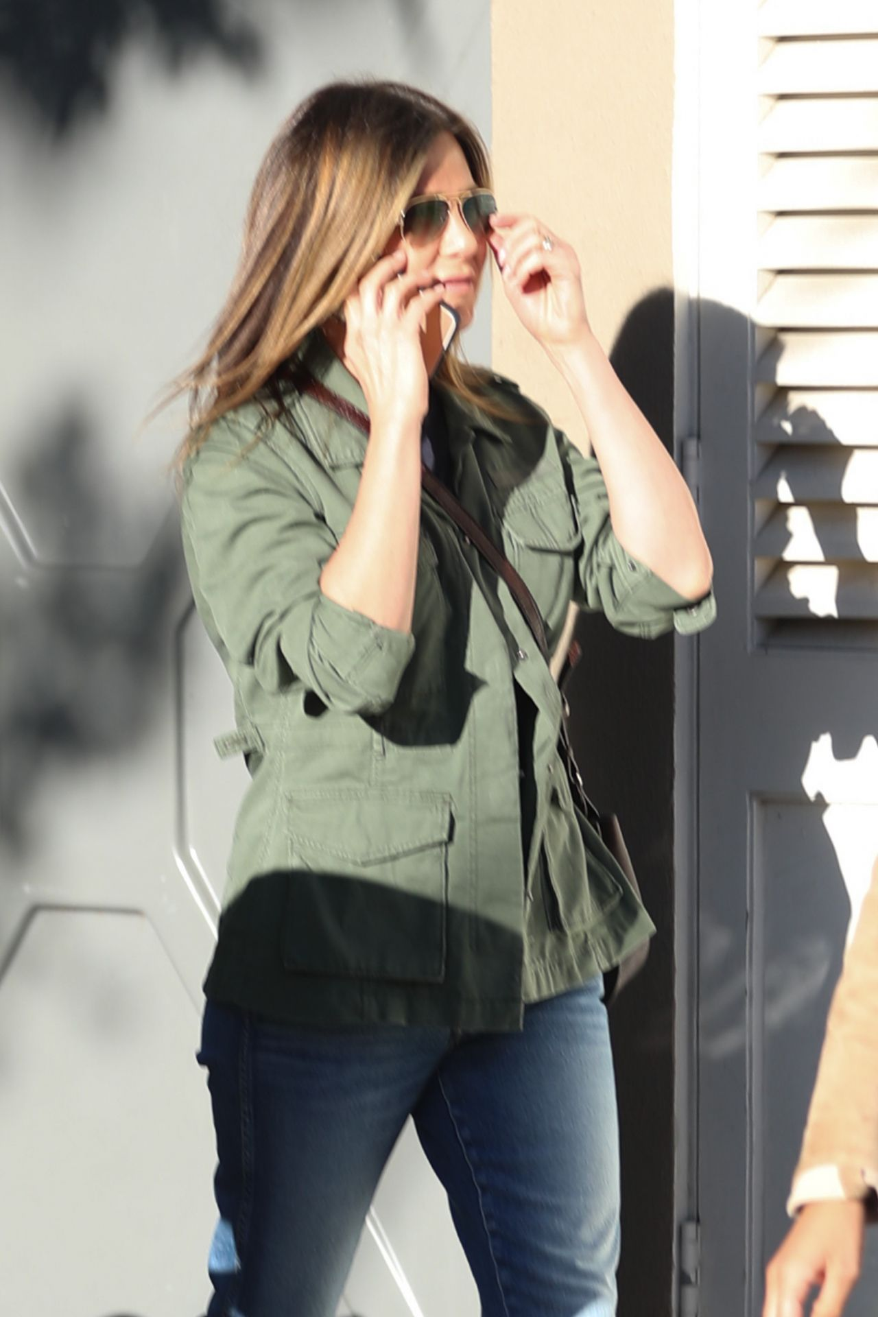 Jennifer Aniston Beverly Hills Home