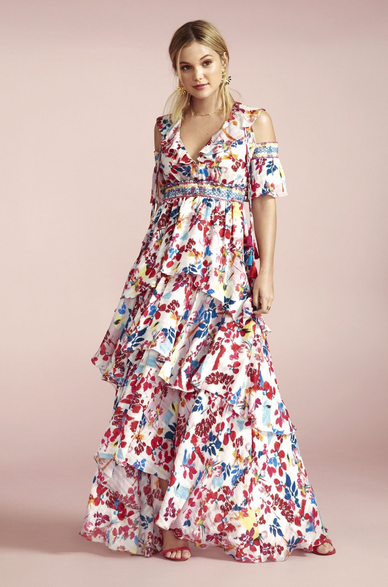 Globe Dress Lea Michele