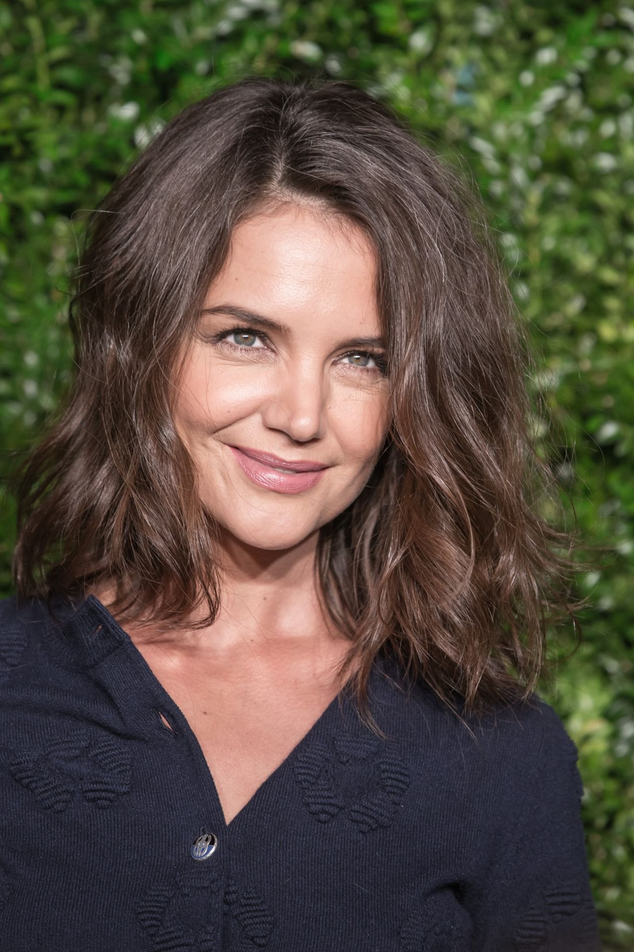 Katie Holmes Chanel Artists Dinner At Tribeca Film