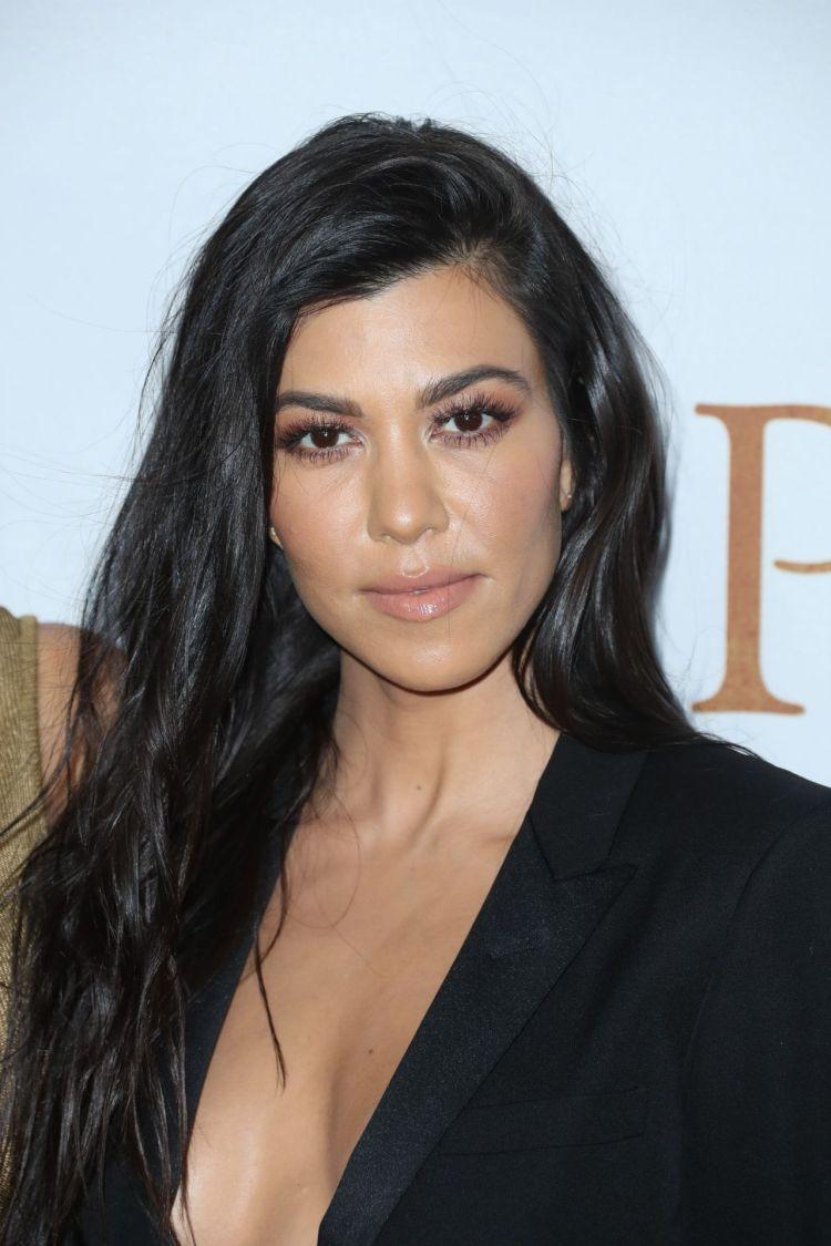 """Kourtney Kardashian - """"The Promise"""" Premiere in Los ..."""
