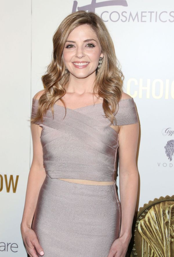Jen Lilley – Women's Choice Awards in Los Angeles 05/17/2017