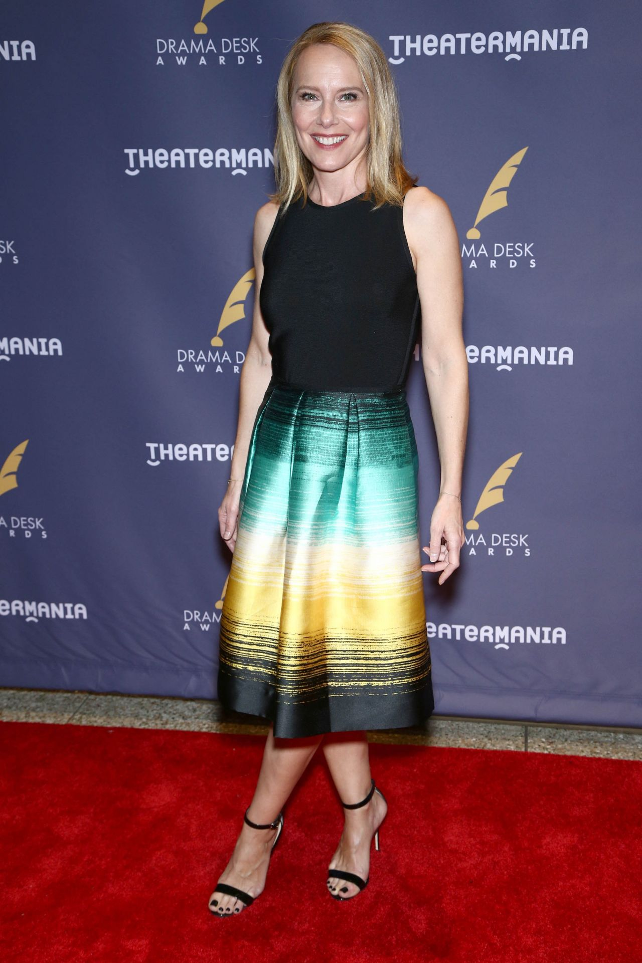 Amy Ryan Drama Desk Awards In New York 06042017