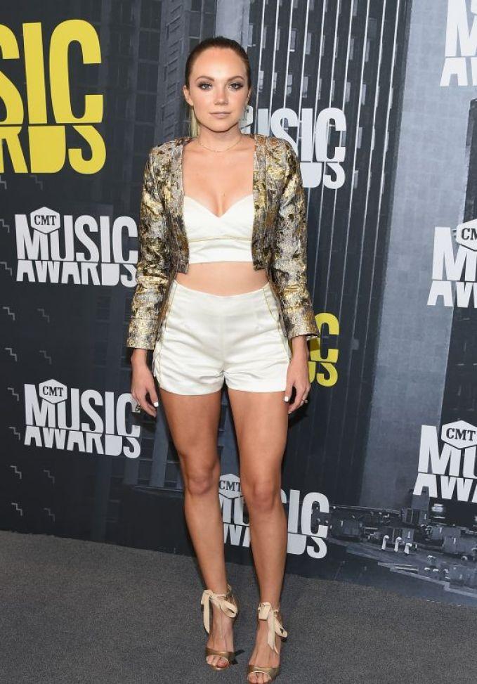 Danielle Bradbery – CMT Music Awards in Nashville 06/07/2017
