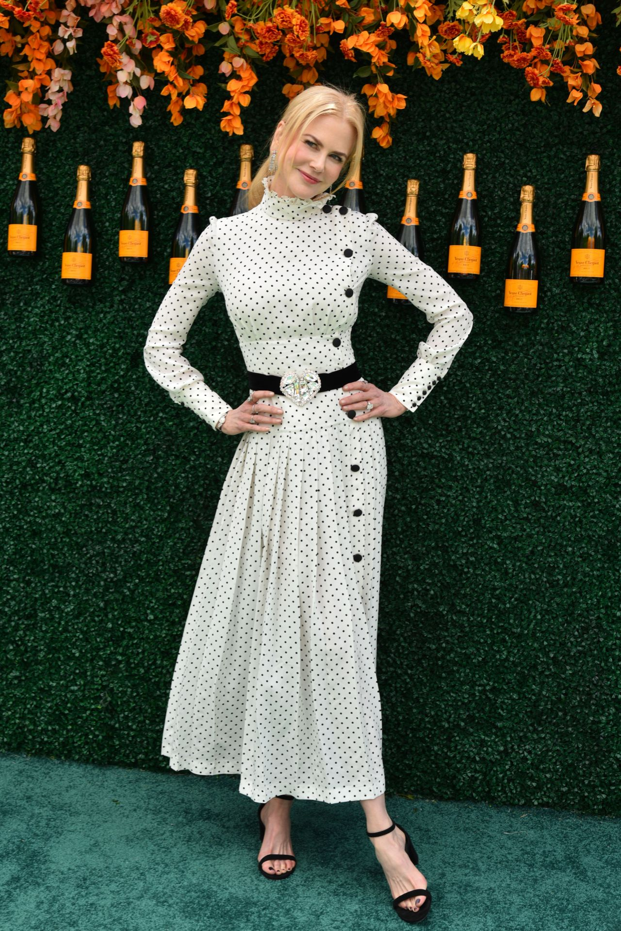 Image result for Tenth Annual Veuve Clicquot Polo Classic nicole kidman