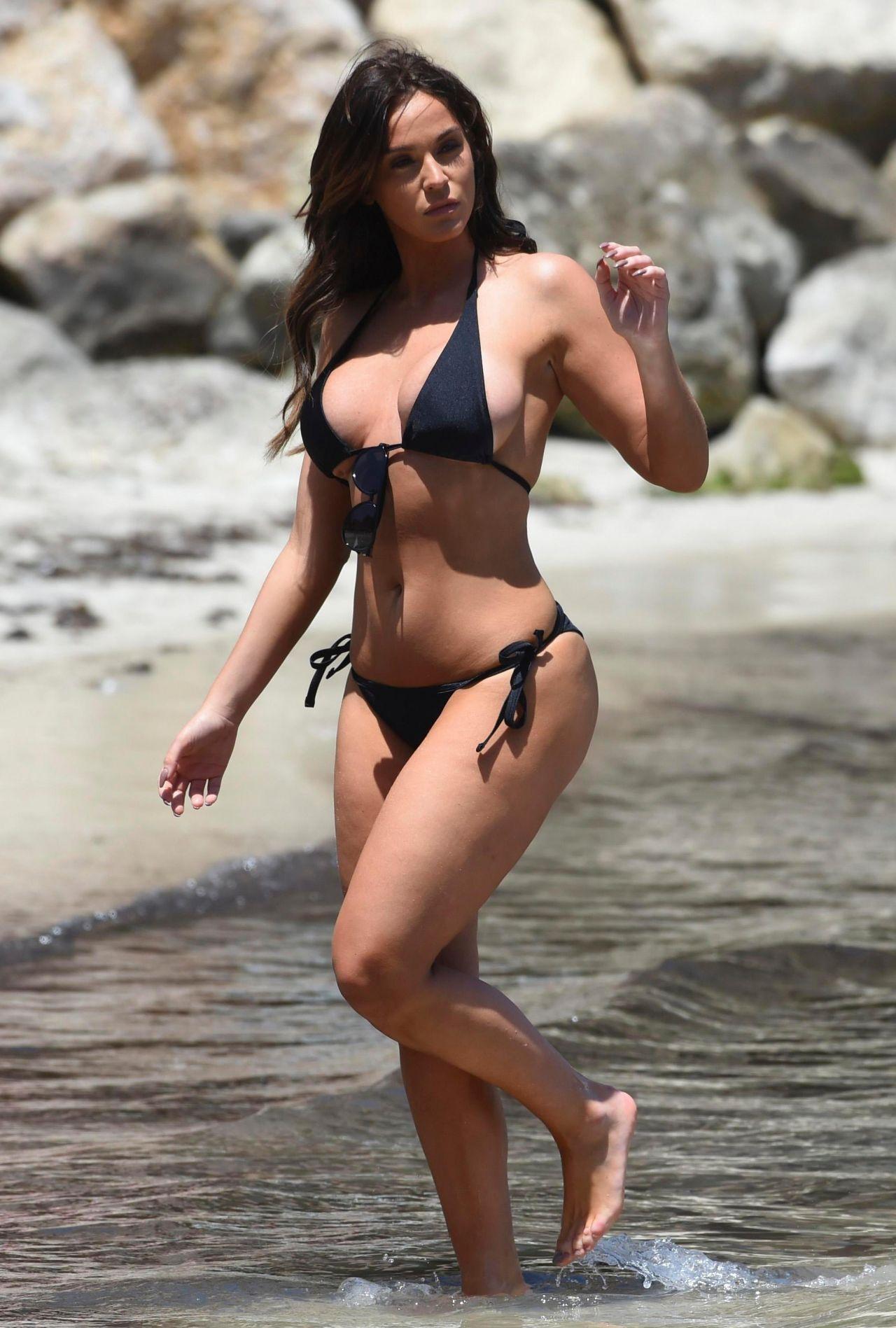 Vicky Pattison In Bikini Mallorca 06192017