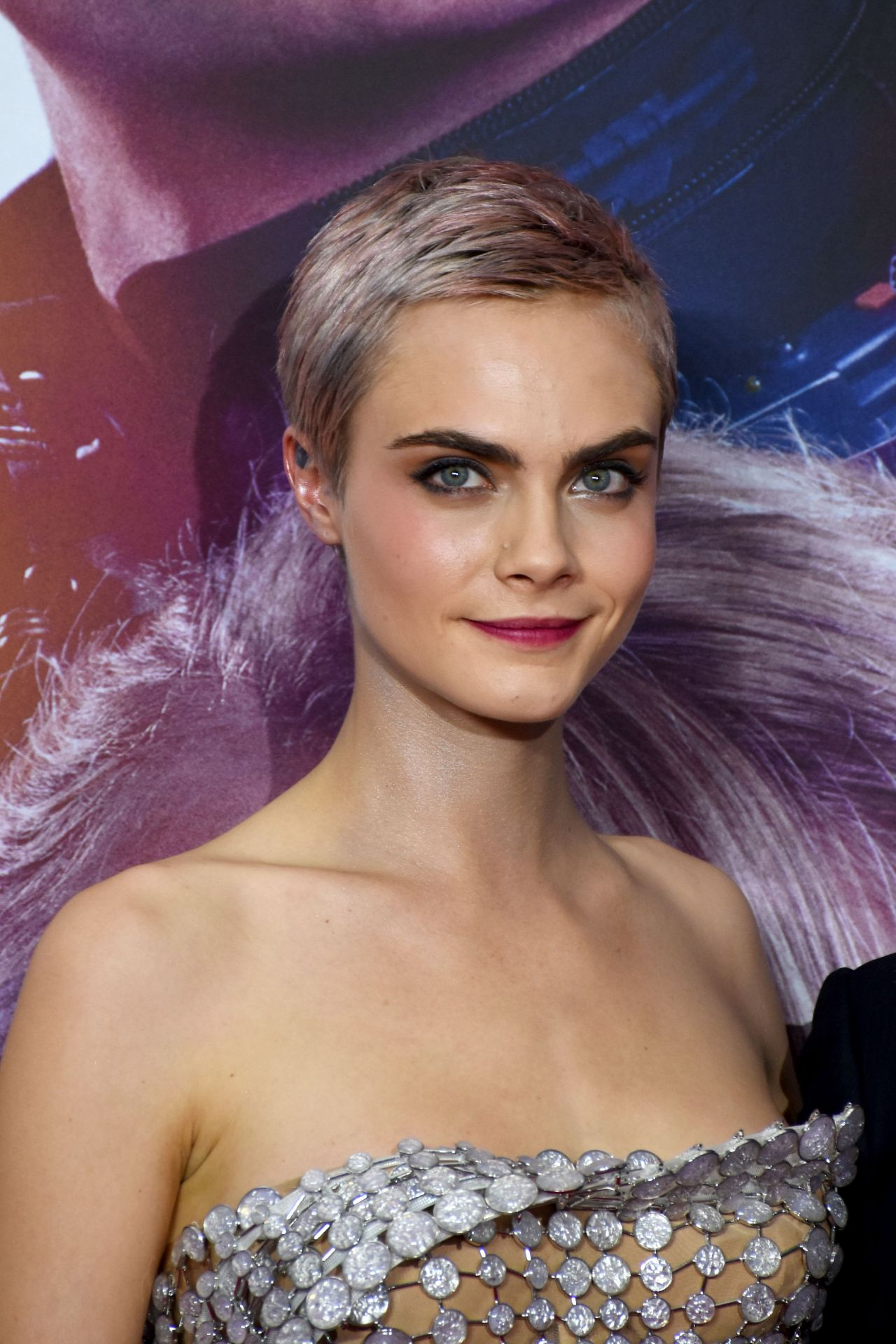 Cara Delevingne Valerian And The City Of A Thousand