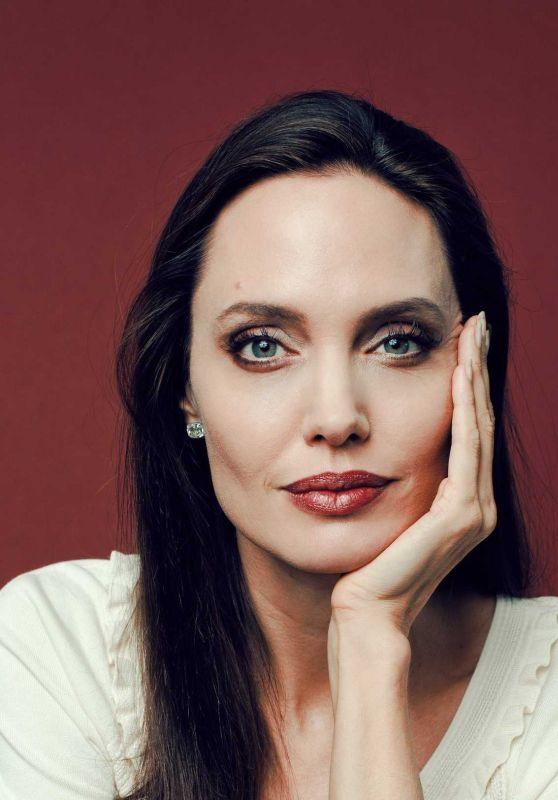 Angelina Jolie - NY Times Photoshoot (2017)