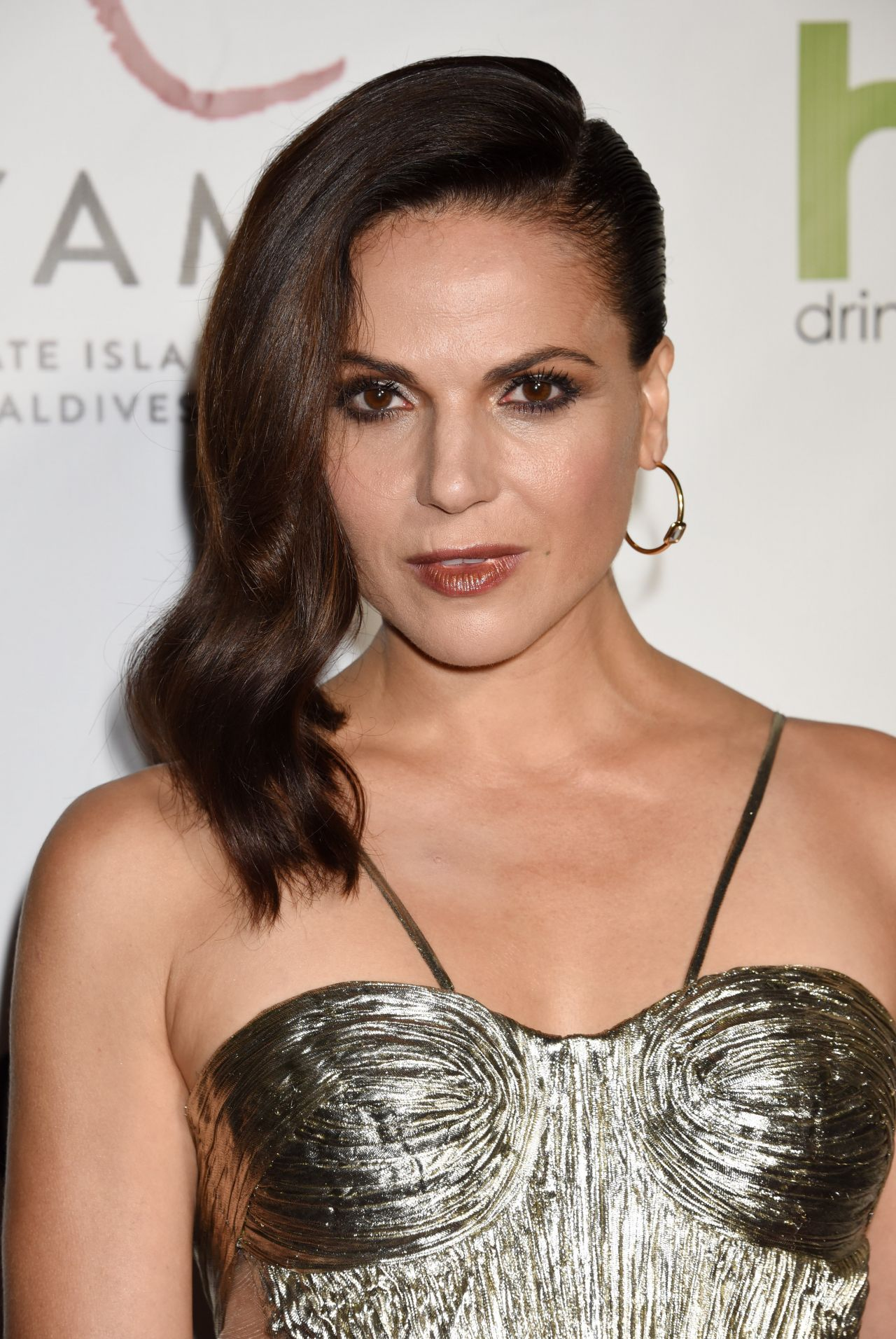 Lana Parrilla 2017 Face Forward Gala In Hollywood