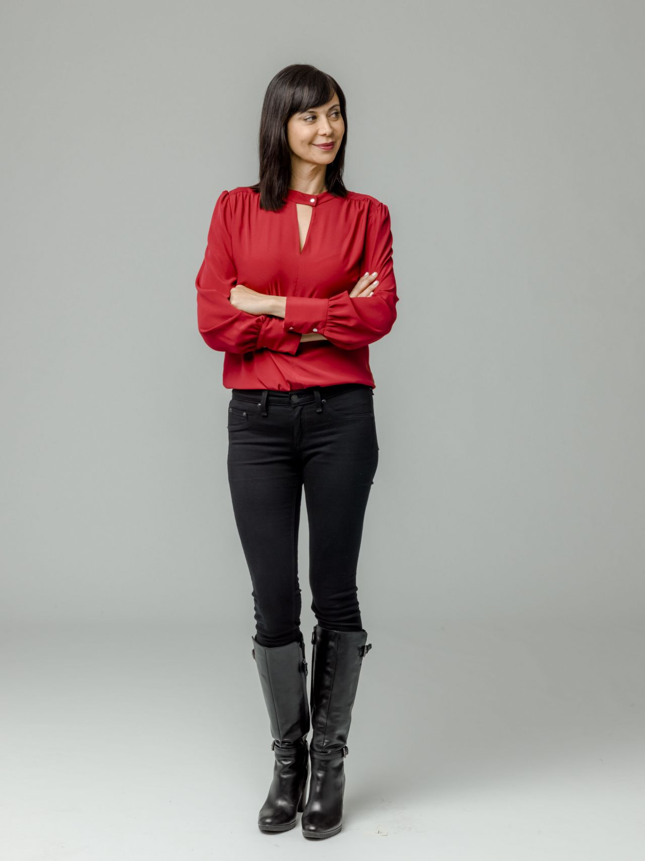 Catherine Bell Christmas In The Air PromosStills 2017