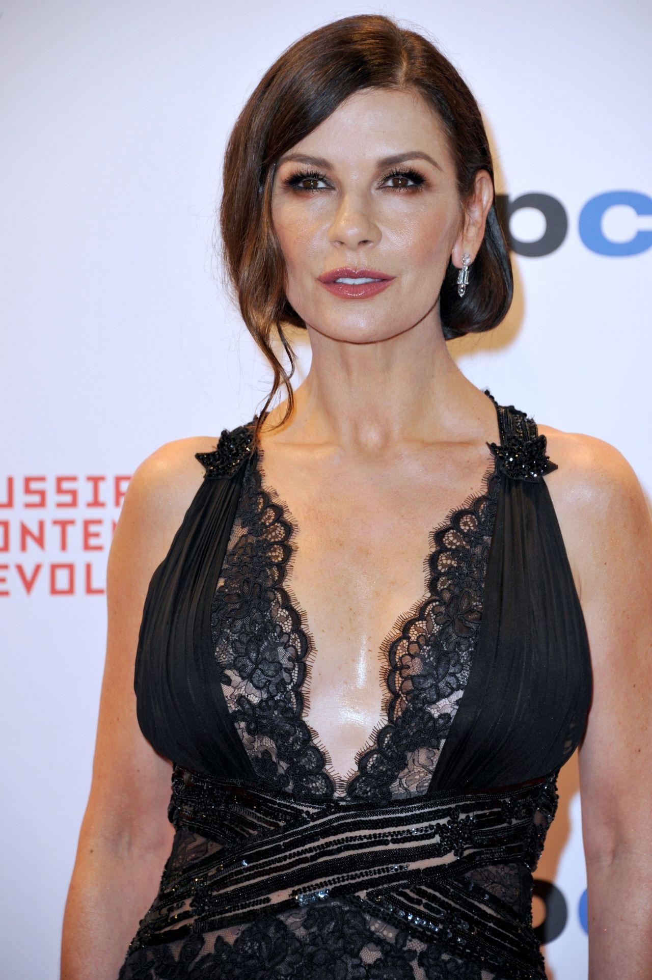Catherine Zeta Jones Mipcom Opening Cocktail Cannes 10