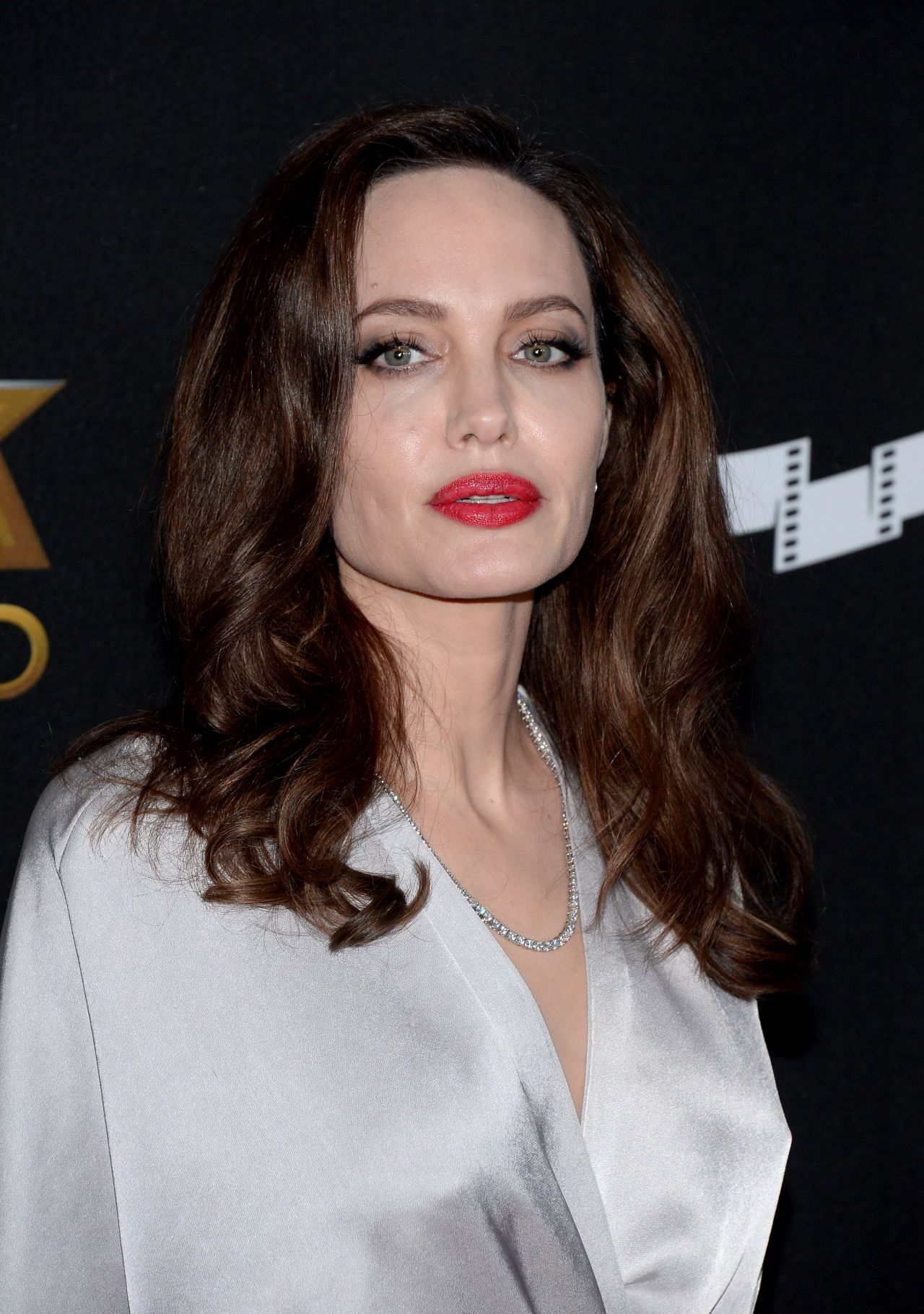 Angelina Jolie Hollywood Film Awards 2017 In Los Angeles