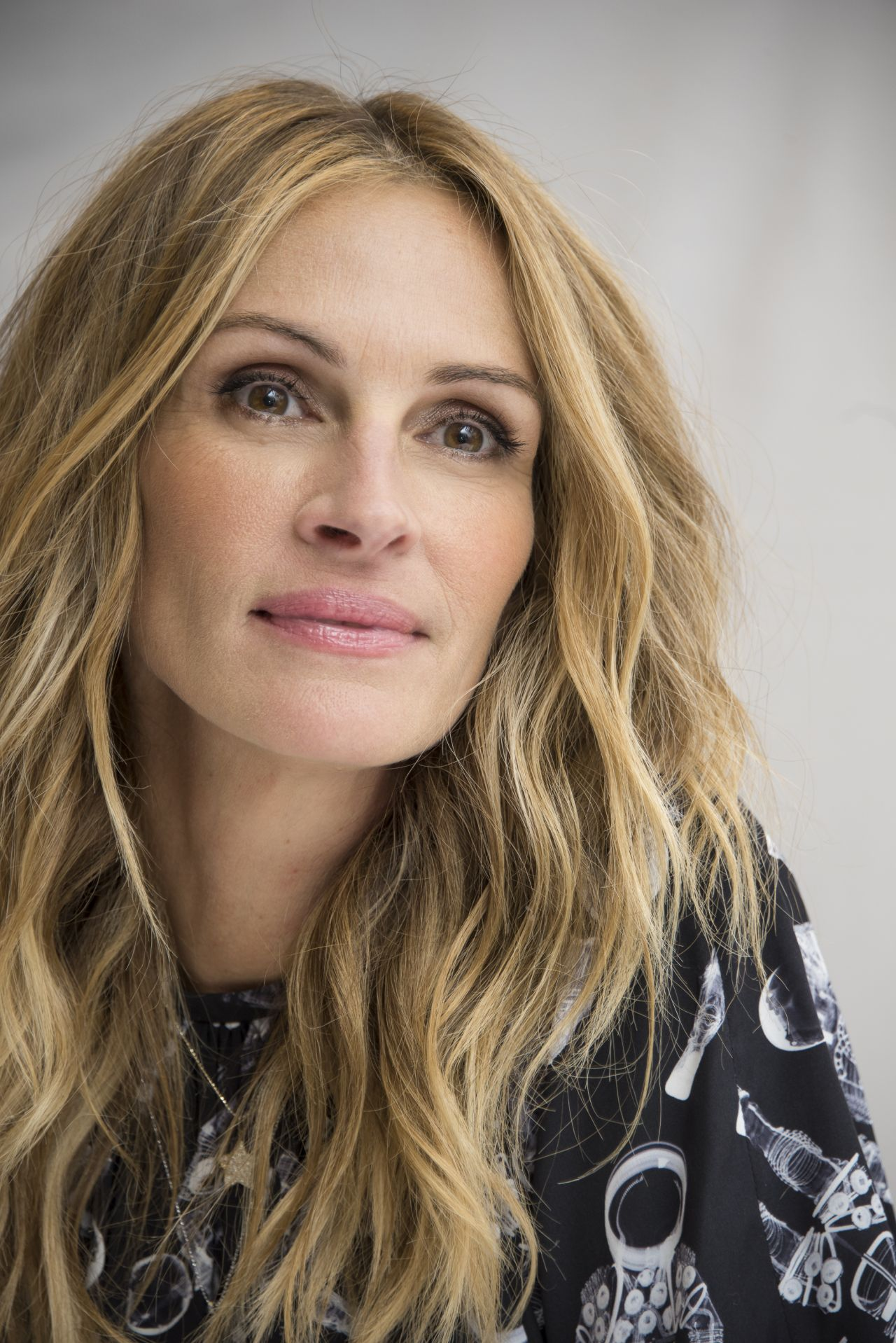 Julia Roberts Wonder Press Conference In London 11052017