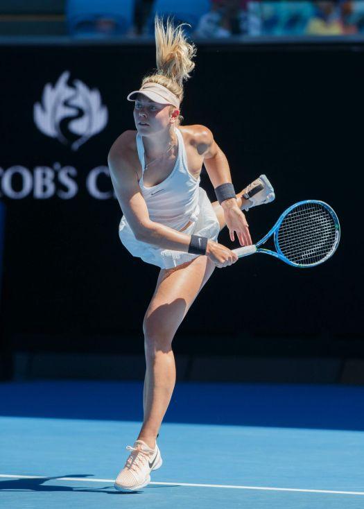 Carina Witthoft - Australian Open 2018