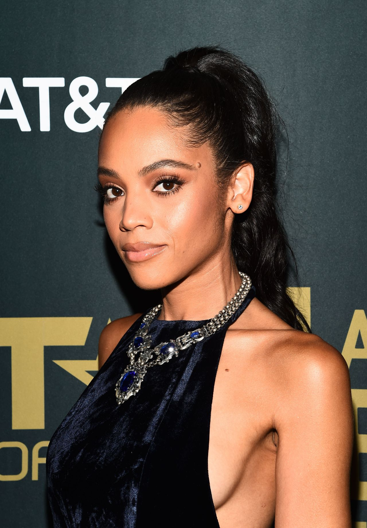 Bianca Lawson ABFF Honors In Los Angeles