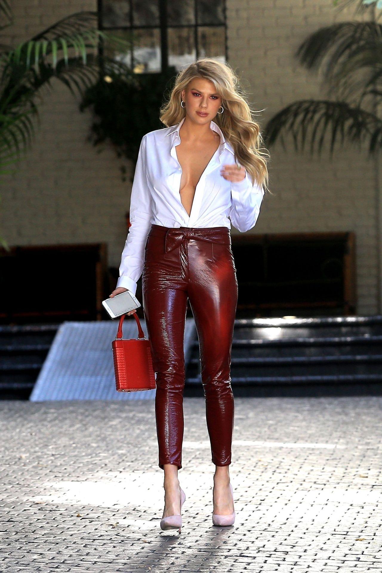 Charlotte McKinney Style And Fashion Chateau Marmont