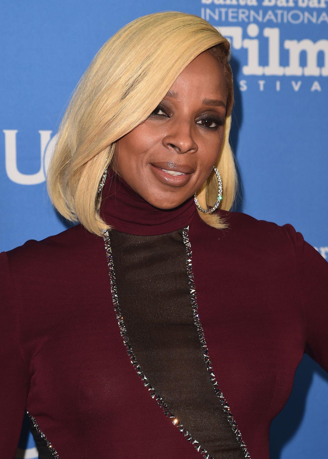 Mary J Blige 2018 Santa Barbara International Festival