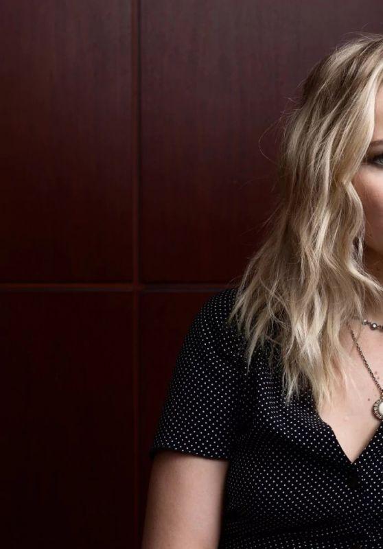 Jennifer Lawrence Photoshoot For The Washington Post 2018