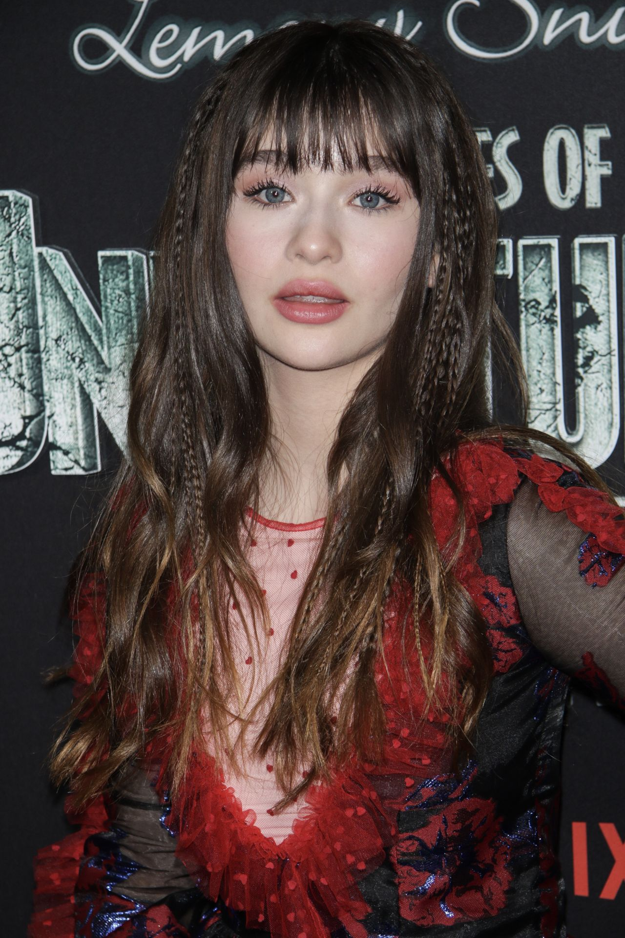 Malina Weissman A Series Of Unfortunate Events TV Show