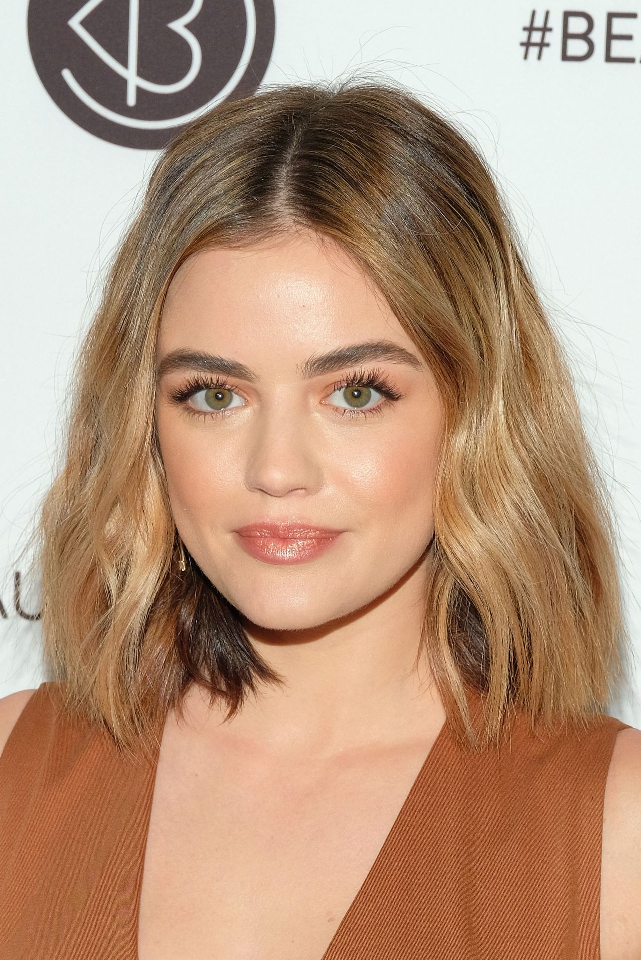 Lucy Hale BeautyCon Festival In NYC 04212018
