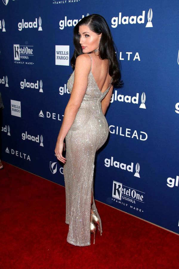 Trace Lysette – 2018 GLAAD Media Awards in LA
