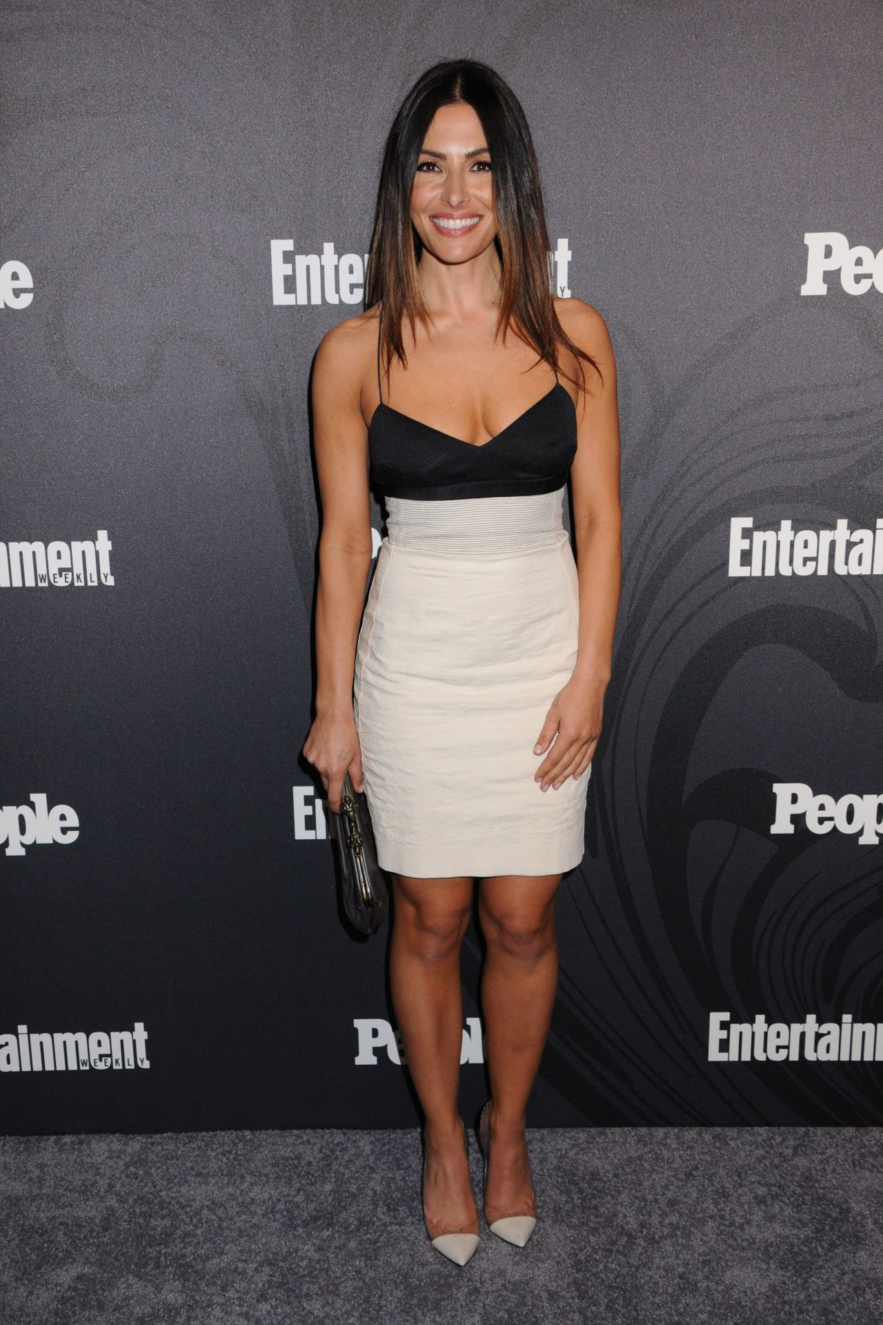 Sarah Shahi 2018 EW And People Upfronts Party In New York