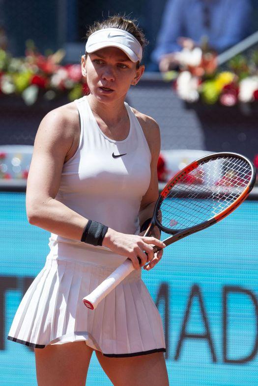 Simona Halep - Mutua Madrid Open 05/10/2018