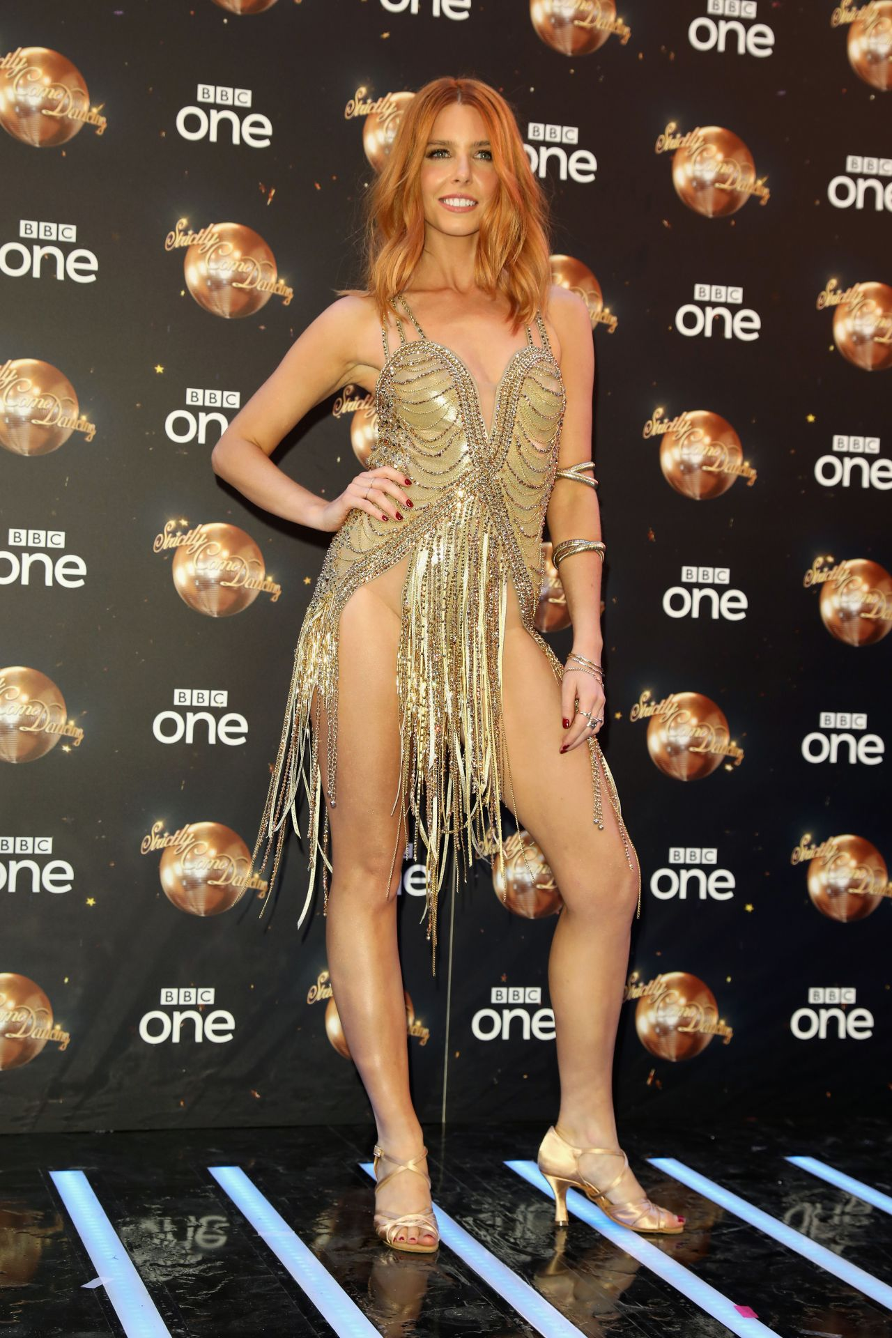 Stacey Dooley Strictly Come Dancing Launch In London 08