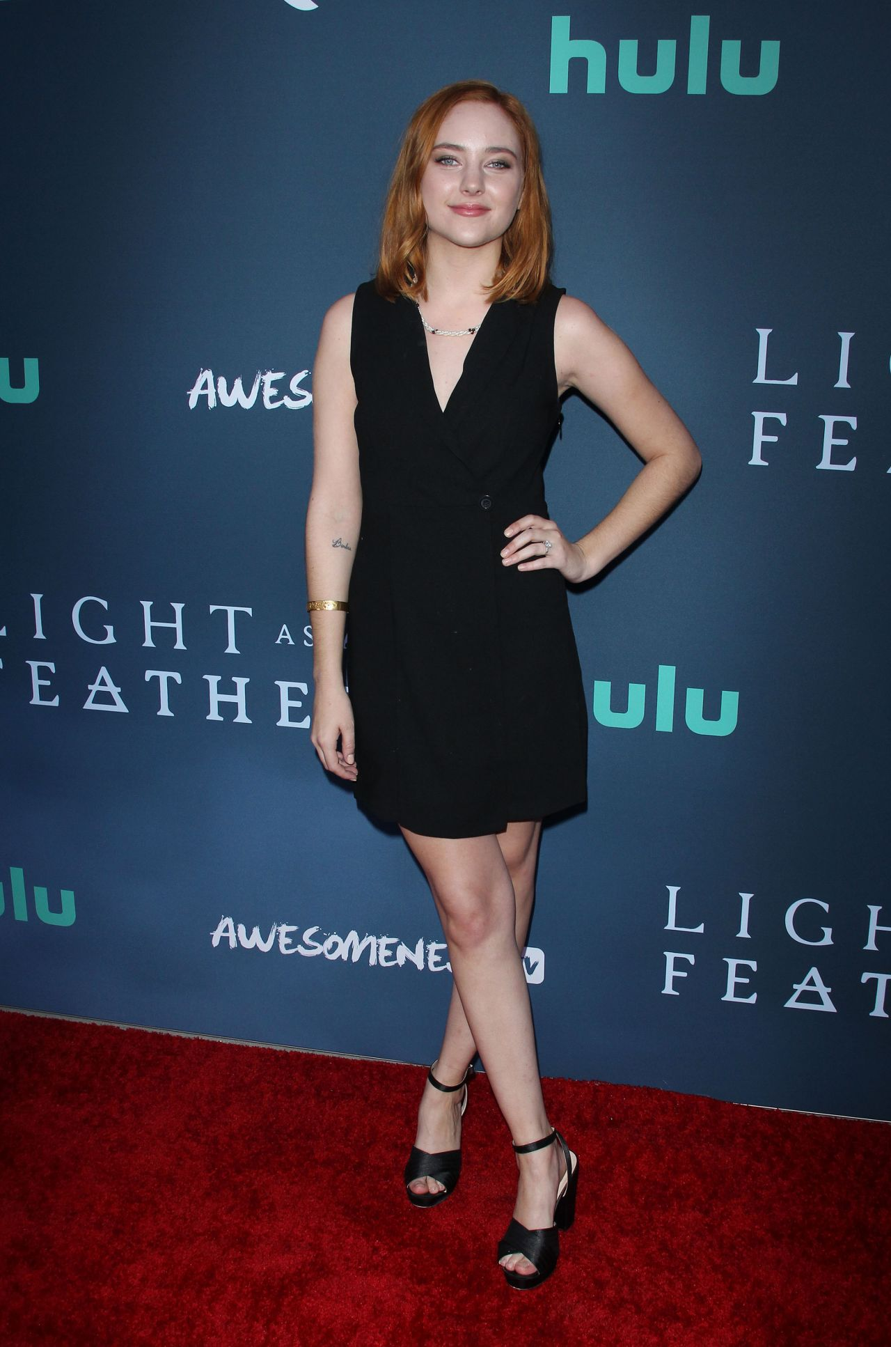 Haley Ramm Quot Light As A Feather Quot In Santa Monica