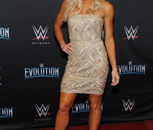 Torrie Wilson Wwes First Ever All Womens Event Evolution Red Carpet