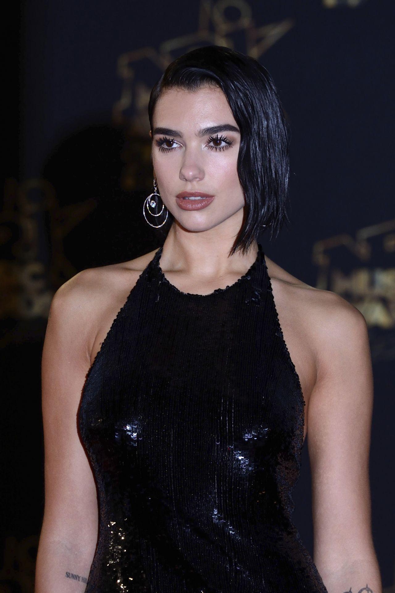 Dua Lipa 2018 NRJ Music Awards In Cannes
