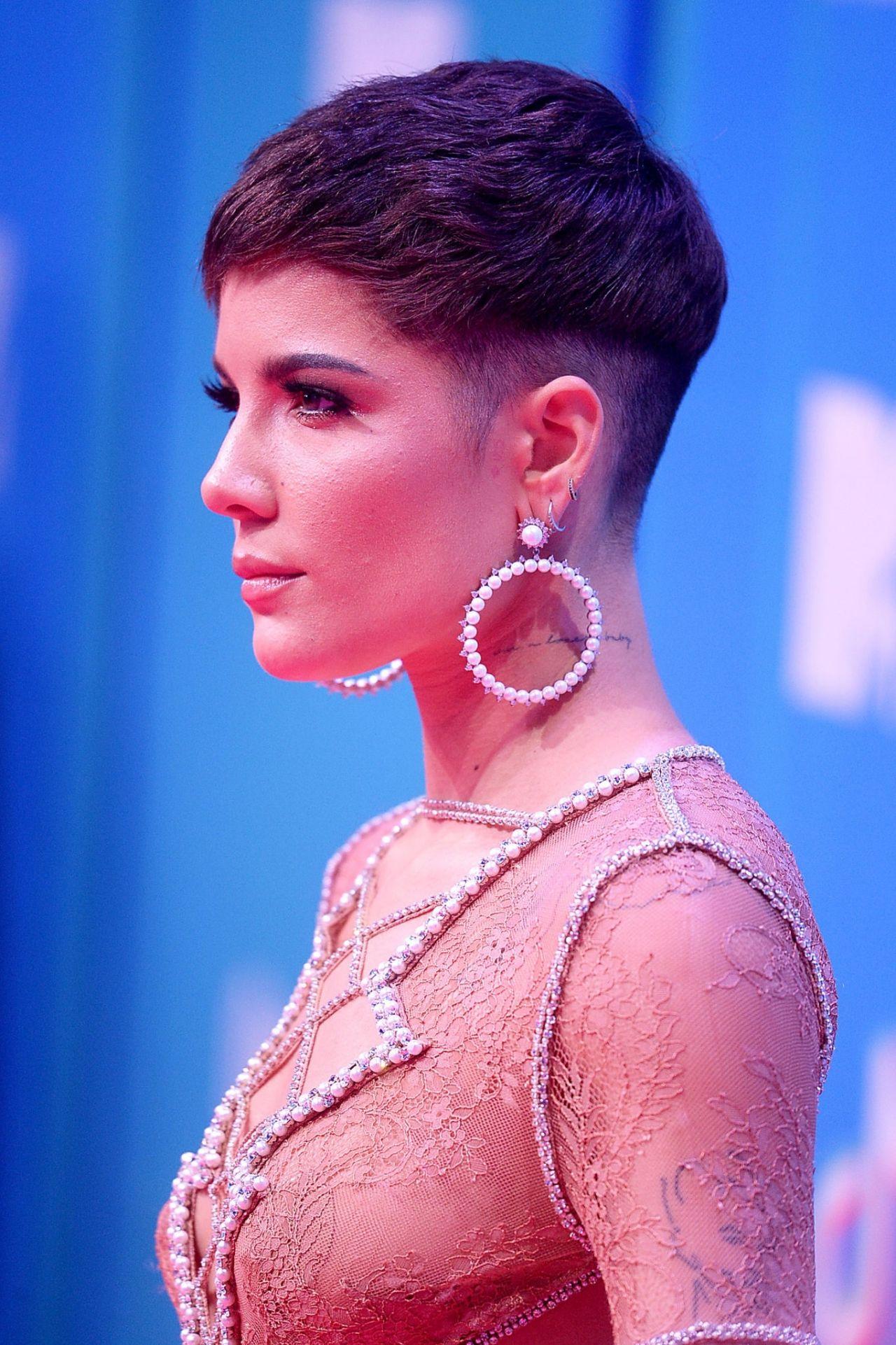 Halsey MTV EMAs 2018 In Bilbao