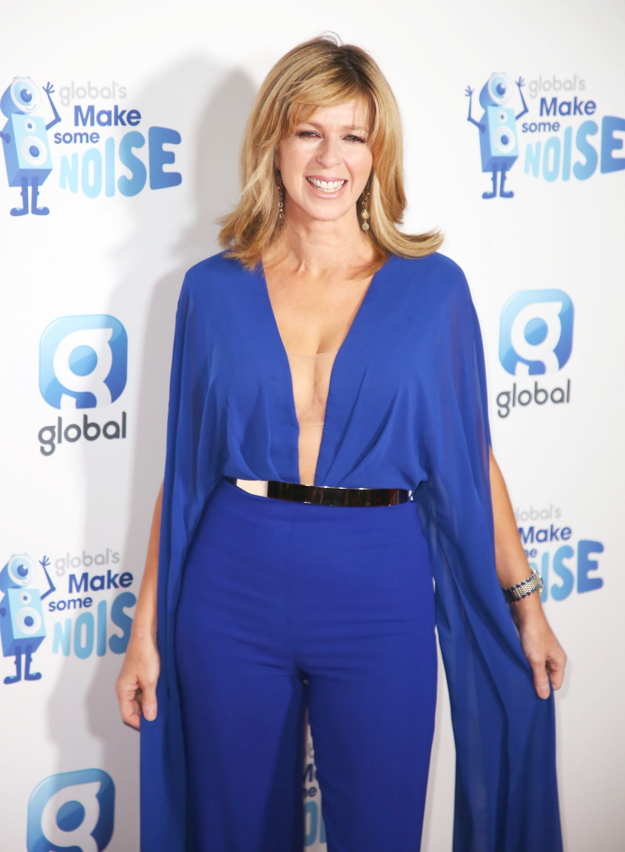 Kate Garraway Globals Make Some Noise Night In London