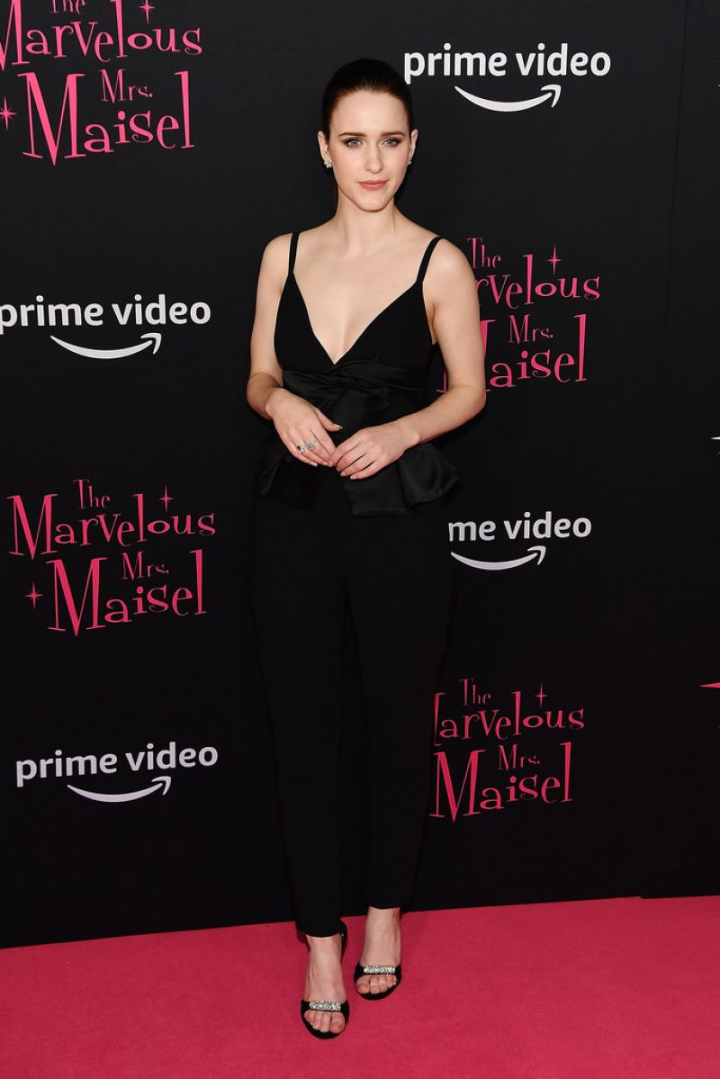 Rachel Brosnahan The Marvelous Mrs Maisel Season 2