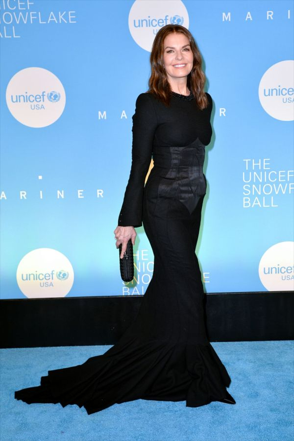 Sela Ward – 2018 UNICEF Snowflake Ball in New York